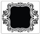 Crafts Too (10.5 x 15cm) Embossing Folder - Fancy Frame